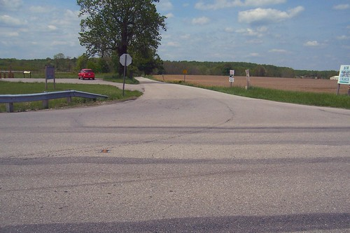 Michigan Road from US 421