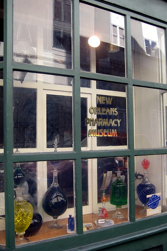 New Orleans - French Quarter: La Pharmacie Francaise