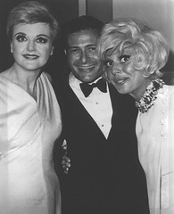 Angela Lansbury, Jerry Herman and Carol Channing.