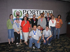 2007 Portland Corporate Games Champions