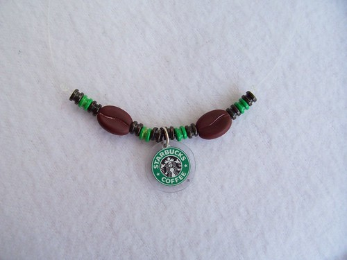 Gift Card Necklace, Close-Up