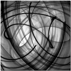 Veiled Toss (Right Brain | Chris Piazza) Tags: blackandwhite bw abstract art negative inverted cameratoss kineticphotography rightbrain digitalabstract abstractphotography infinestyle intentionalcameramovement cameratossinverted blackandwhitetoss bwtoss cameratossconverted veiledtoss