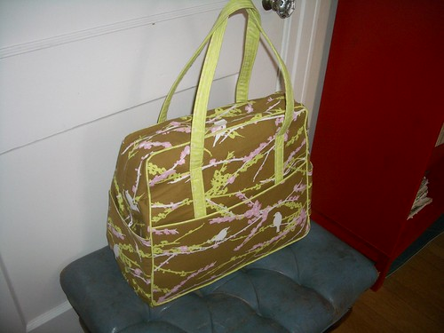 Amy Butler Weekender Travel Bag