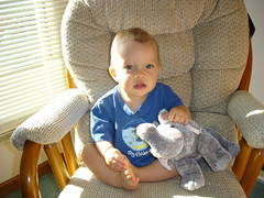 Ethan 10 months