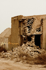 Demolished Memories (Julie) Tags: old house julie north memory demolished qatar