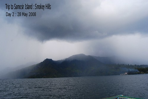 Trip To Samosir Island : Cloudy Day