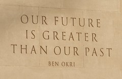 Our future is greater than our past