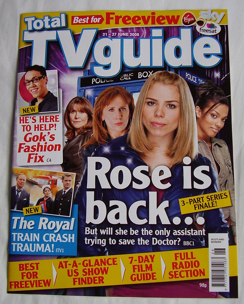 TV GUIDE - Cover