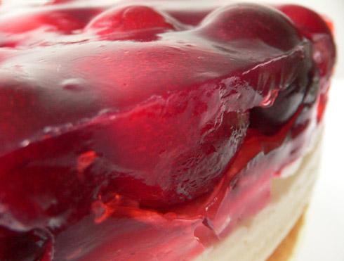 Kirschen-Topfen-Torte