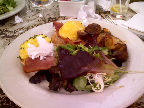 brunch, juliette, eggs benedict, williamsburg brooklyn ny