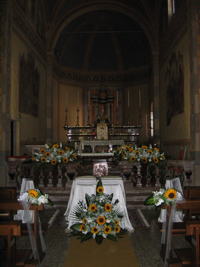 Fiori Chiesa Matrimonio Girasoli : The world s most recently posted photos of da and girasoli