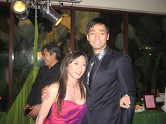 The Host, Dra. Vicky Belo and Hayden Kho very sweet