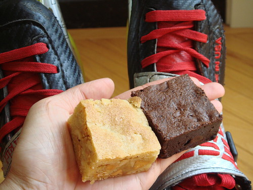 Blondies & Brownies For Aaron