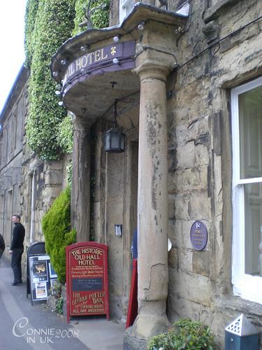 曾經一度是 Mary Queen of Scots 在 Buxton 的居所,現在是一間酒店