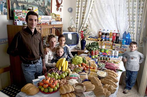 Italy - Family Food