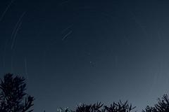 Stella Polare (Matteo Maggini) Tags: sky night spiral notturna nord cerchio polaris stellapolare roteazione