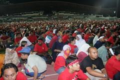 Perhimpunan Protes Sejuta Rakyat
