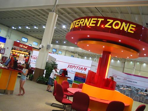 Budget Terminal, Singapore