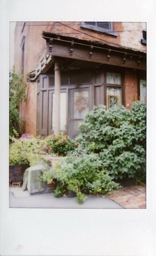 backyard as a frontyard