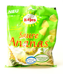 Saure Ananas (Sour Pineapple)