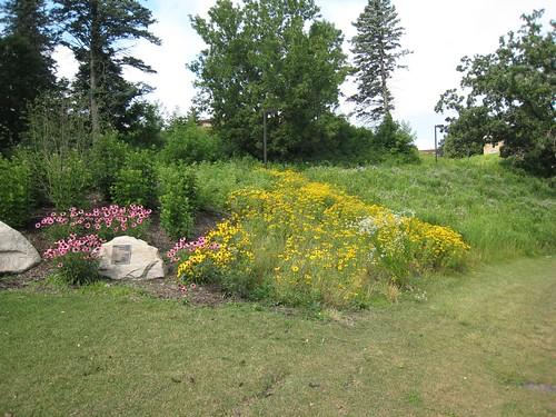 Lyman Lakes Flowerbed II