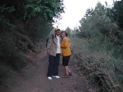 inizia l'escursione (Giuseppe Palazzolo) Tags: etna lunapiena colatalavica geppo1975 giuseppepalazzolo