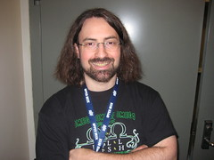 Jim Butcher at San Diego Comic-Con