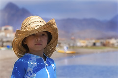 Caballerra ([ValCo]) Tags: gulfofmexico girl canon children mexico kid daughter bajacalifornia loreto kidschild bajacaliforniagulfofcalifornialoretobaybajaloretomexico