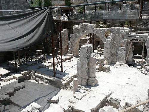 Kotel Excavations