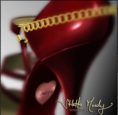 Stiletto Moody Generation 2 (SMG2)     sneakpreview (Stiletto Moody) Tags: sexy texture stockings garter leather panties logo shoes pumps highheels moody heart boots sandals bra lingerie chain heels script sculpted gen2 patent sculpt moodys sculpties stilettomoody stilettosfetish impossiblyhighheels impossiblyhipheels