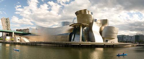Guggenheim - evening