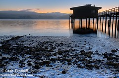 Tomales Bay pre-dawn (leapin26) Tags: ocean california sunrise dawn pier pointreyes inverness ptreyes tomalesbay anawesomeshot ultimateshot