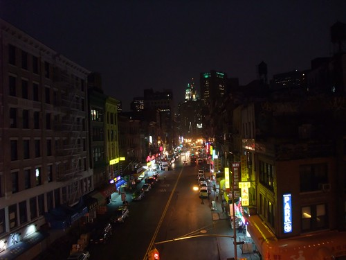 Trip to New York: China Town
