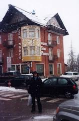 Alpes 287 - Hotel San Marco Cortina