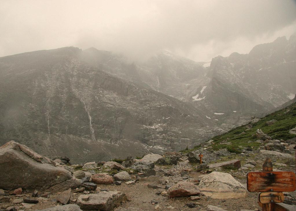 Longs Peak 2008