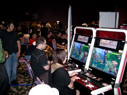 EVO 2008 - Street Fighter IV