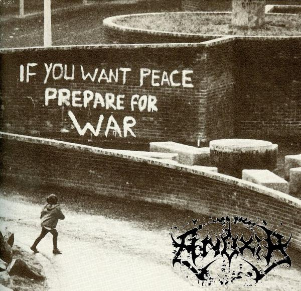 If you want peace