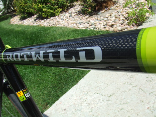 Rotwild Topeak-Ergon team issue road bike