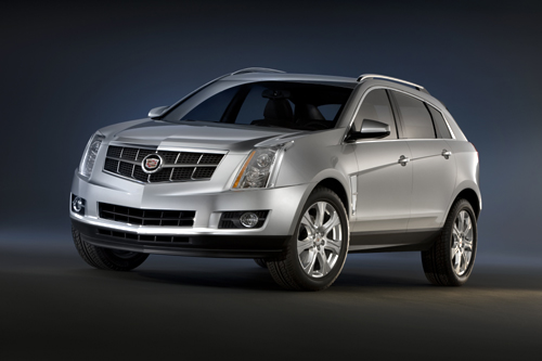 Sneak preview: next-generation Cadillac SRX Crossover,car, sport car
