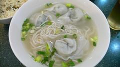 Dumplings + noodles