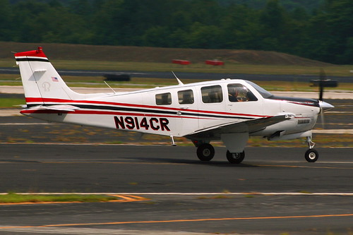 N914CR - Raytheon (Beechcraft) Bonanza G36