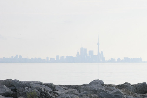 Toronto From Mississauga
