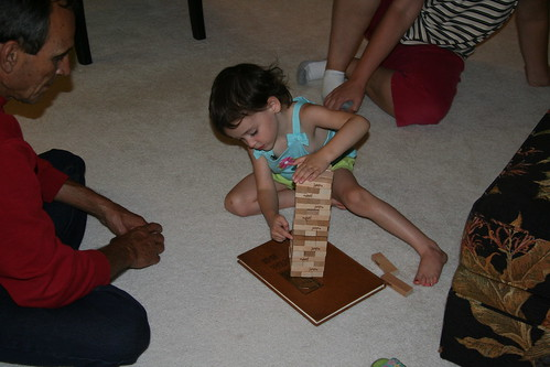 Jenga Princess