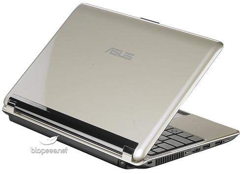 ASUS N10 Netbook cerrada