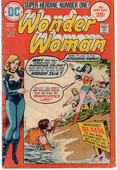 Wonder Woman 216 (Todd Wilson) Tags: comics wonderwoman dccomics theblackcanary
