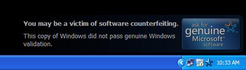 Új WGA funkció - persistent notification