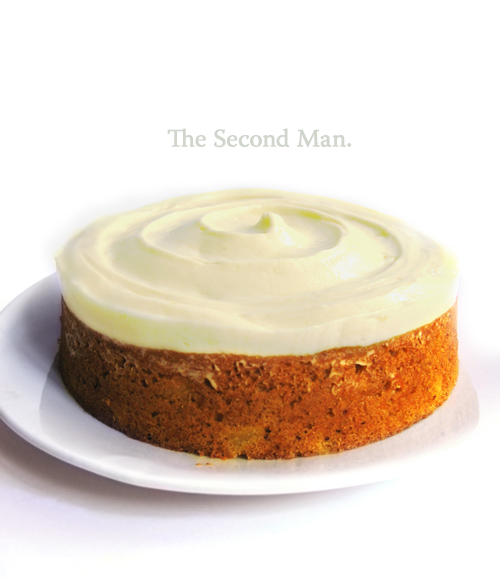 Carrot Cake (with title)