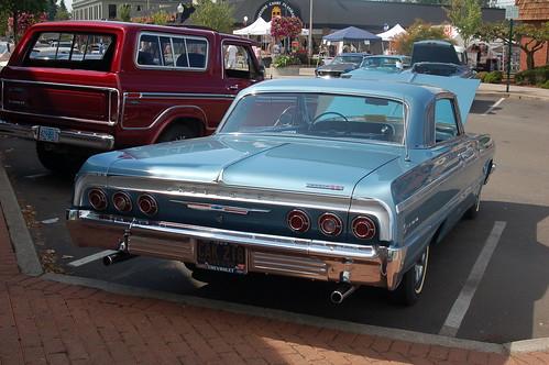 Chevrolet Impala Ss 1964. 1964 Chevrolet Impala SS