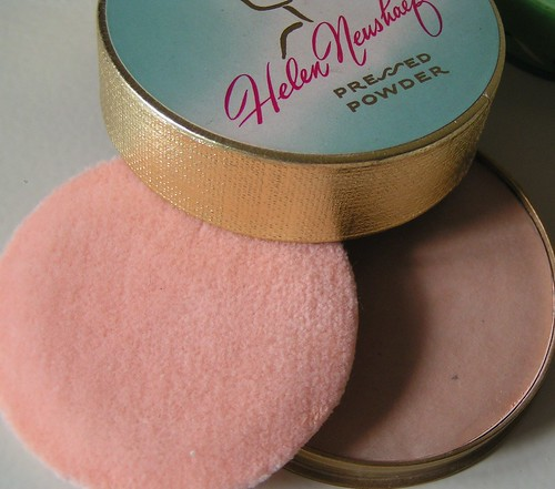 vintage nose powder