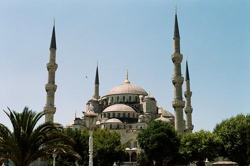 Blu Mosque, Fotografía: Marcos.Zion